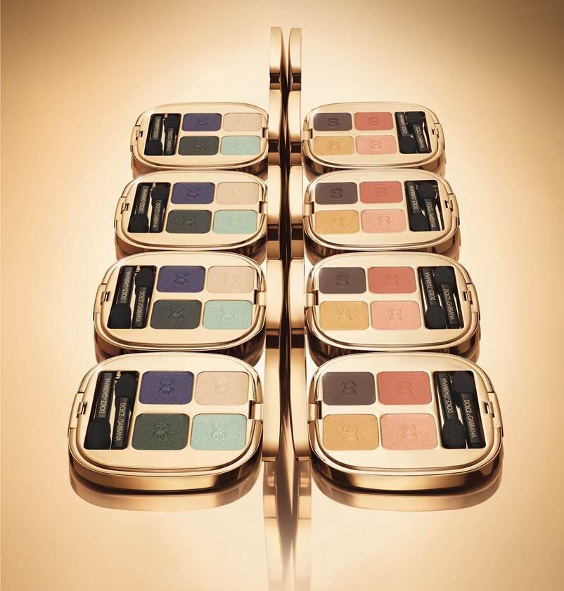 Dolce&Gabbana выпустили летнюю коллекцию макияжа Summer Glow