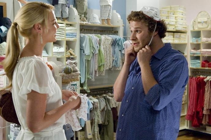 №2. «Немножко беременна»
