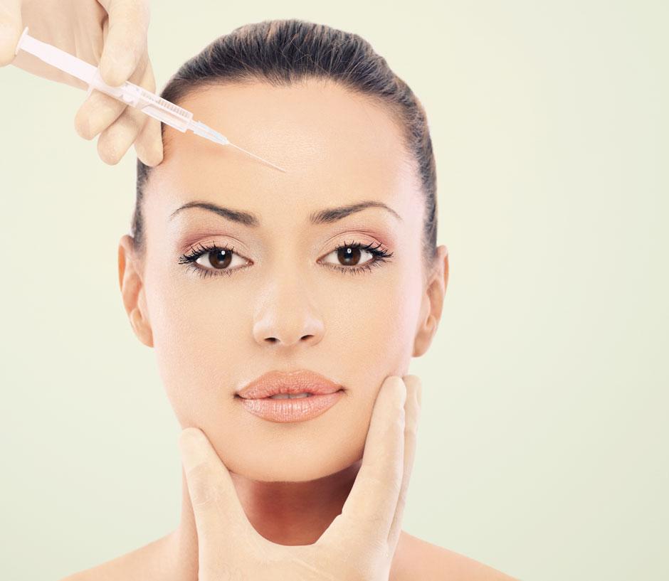 Как моделировать лицо с помощью уколов красоты?