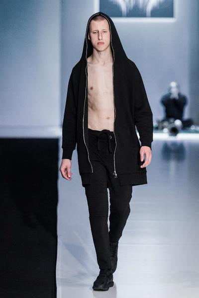Молодые дизайнеры на Неделе моды в Москве | галерея [5] фото [3]
