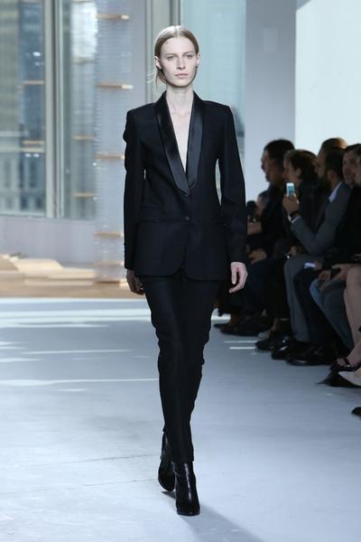 Неделя моды в Нью-Йорке: 18 февраля | галерея [1] фото [2]