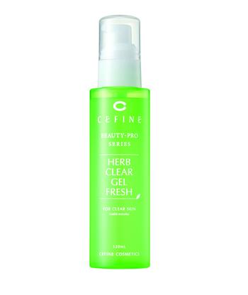 очищающий пилинг-гель Herb Clear Gel Fresh