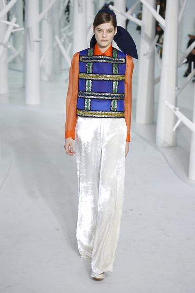Неделя моды в Нью-Йорке: 18 февраля | галерея [2] фото [2]