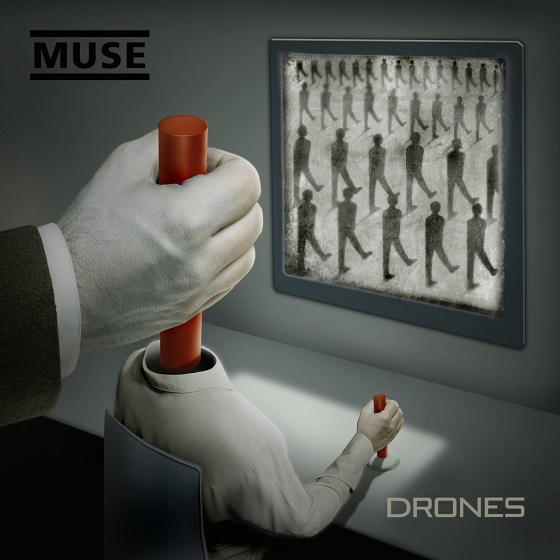 Muse «Drones»