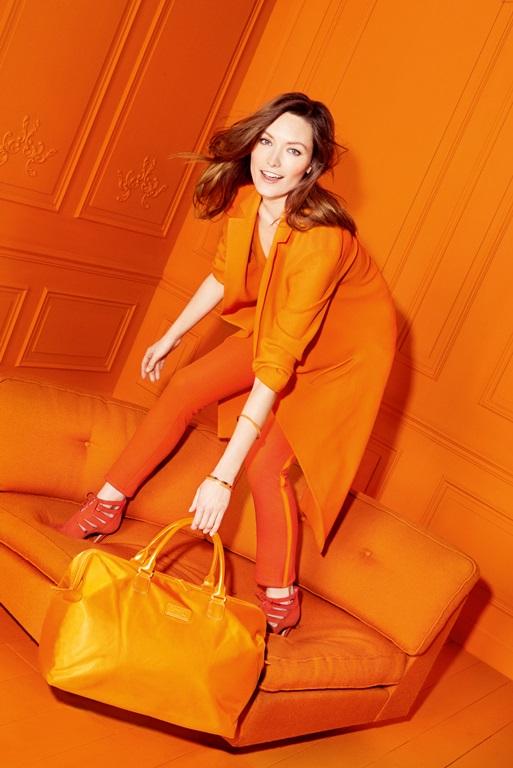 Включить цвет: яркие чемоданы и сумки Lipault