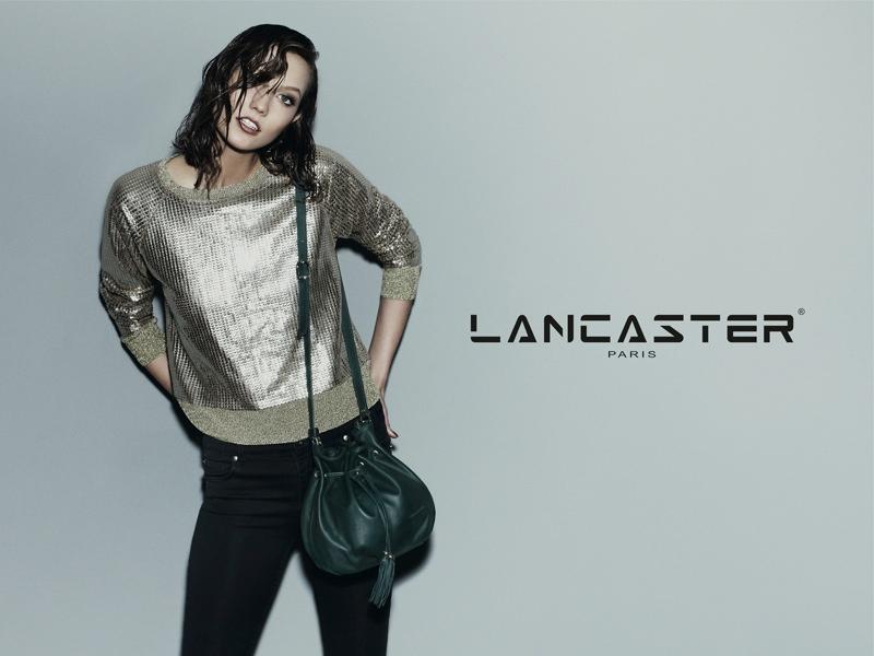 Коллекция сумок Lancaster Paris осень-зима 2014-15