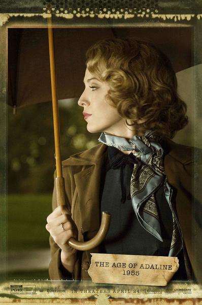 Блейк Лайвли примерила 9 образов для фильма «Век Адалин» | галерея [1] фото [6]