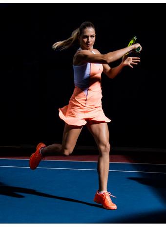 Stella McCartney и Adidas создали кроссовки для американских теннисистов