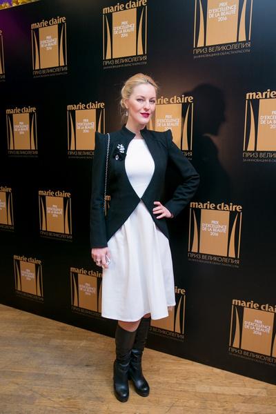 Marie Claire вручил премию в области красоты Prix d'Excellence de la Beauté 2016 | галерея [1] фото [6]