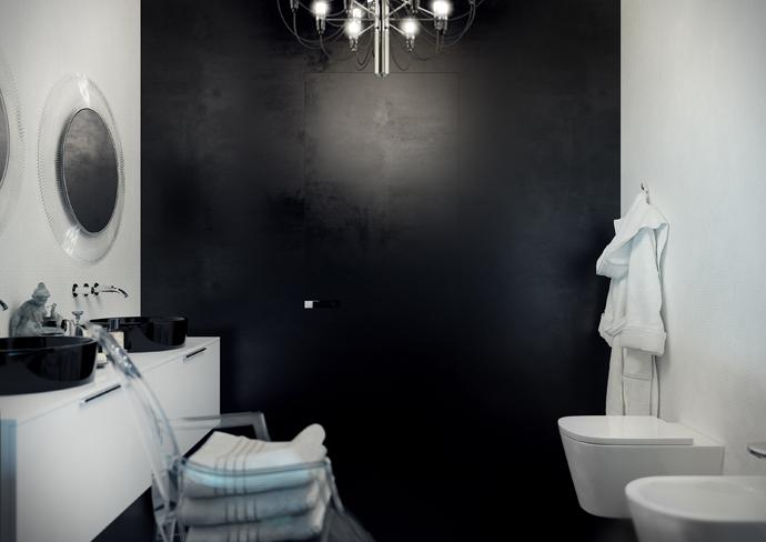 """Laufen, конкурс, дизайн, ELLE DECORATION, сантехника, ванная комната, дизайн-бюро """"Гармония"""""""