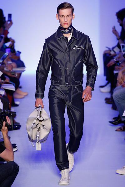 Неделя мужской моды в Париже: лучшие показы | галерея [3] фото [20]