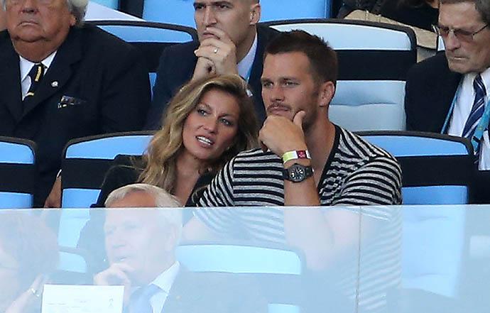 Жизель и Том разводятся?