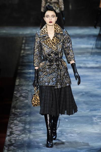 Показ Marc Jacobs на Неделе моды в Нью-Йорке | галерея [1] фото [45]