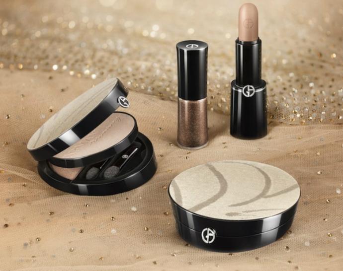 Коллекция макияжа Runway Capsule Collection Spring-Summer 2015 от Giorgio Armani