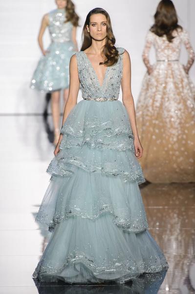 Показ Zuhair Murad Haute Couture | галерея [1] фото [20]