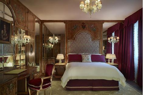 Архитектурное достояние Венеции: отель Gritti Palace | галерея [1] фото [22]