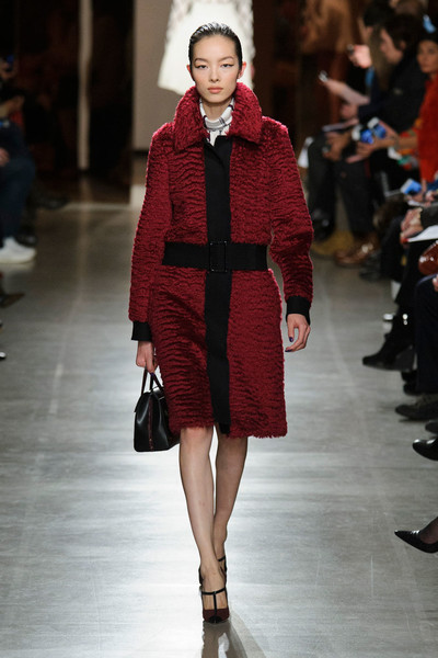 Показ Oscar de la Renta на Неделе моды в Нью-Йорке | галерея [1] фото [43]