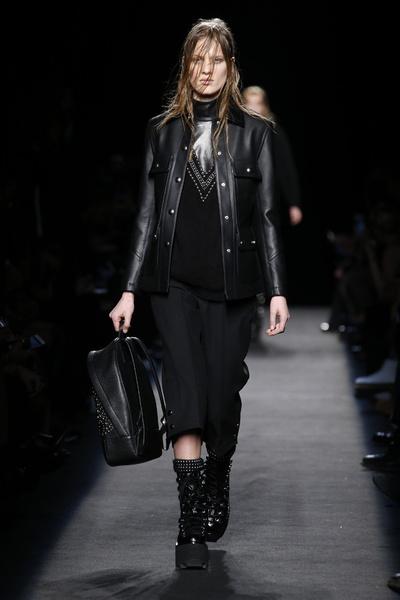 Неделя моды в Нью-Йорке: лучшие показы уикенда | галерея [1] фото [5]