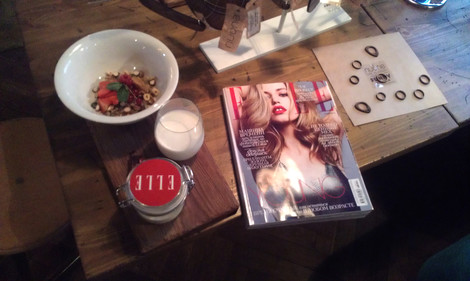 ELLE FASHION BREAKFAST в Funky Kitchen