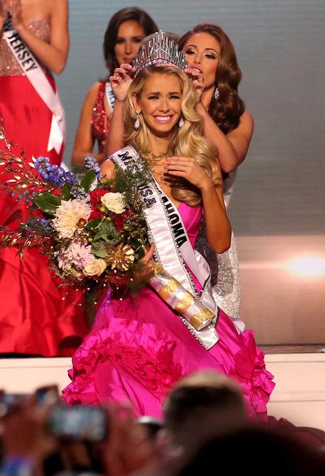 Победительница конкурса «Мисс США 2015»