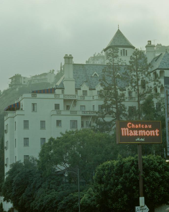 Chateau Marmont, Лос-Анджелес, США