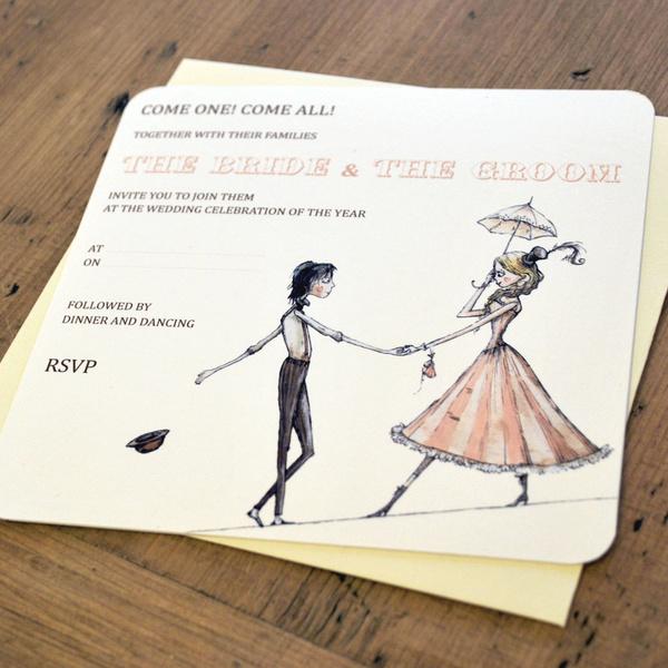 Как оформить приглашение на свадьбу | галерея [2] фото [1]