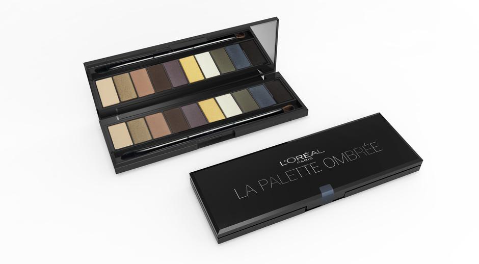 Le Palette Ombree от L'Oreal Paris