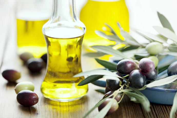 Растительные рафинированные масла