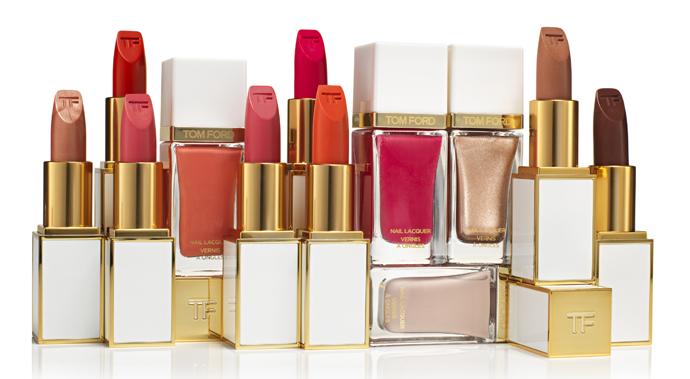 Tom Ford Beauty выпустил весенне-летнюю коллекцию макияжа
