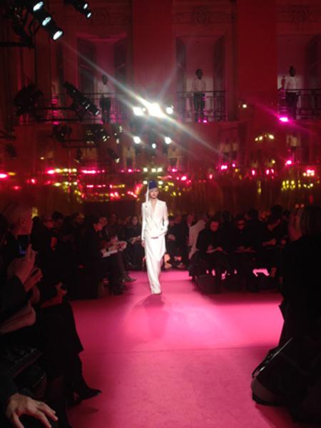 От первого лица: Неделя моды Haute Couture глазами редактора ELLE | галерея [1] фото [6]