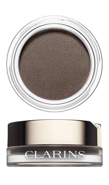 Clarins Ombre Matte Cream-to-Powder Eyeshadow, оттенок Taupe