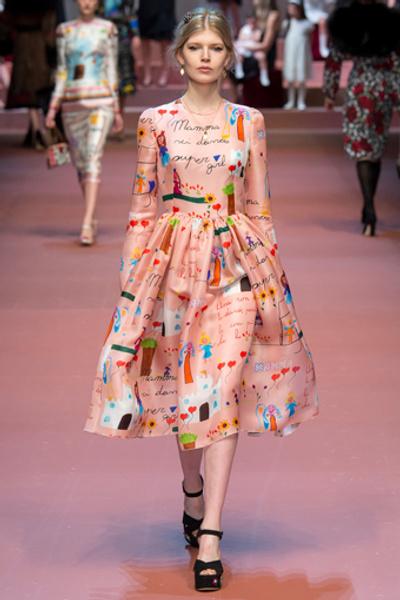 От первого лица: редактор моды ELLE о взлетах и провалах на Неделе моды в Милане | галерея [2] фото [7]