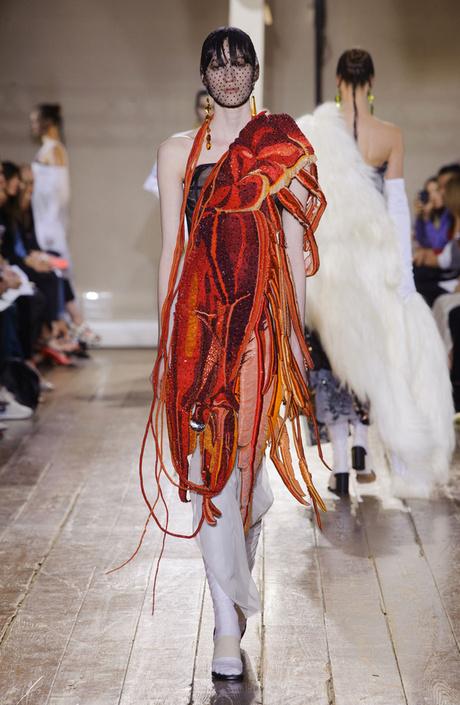 Коллекция Maison Martin Margiela Couture осень-зима 2014-15