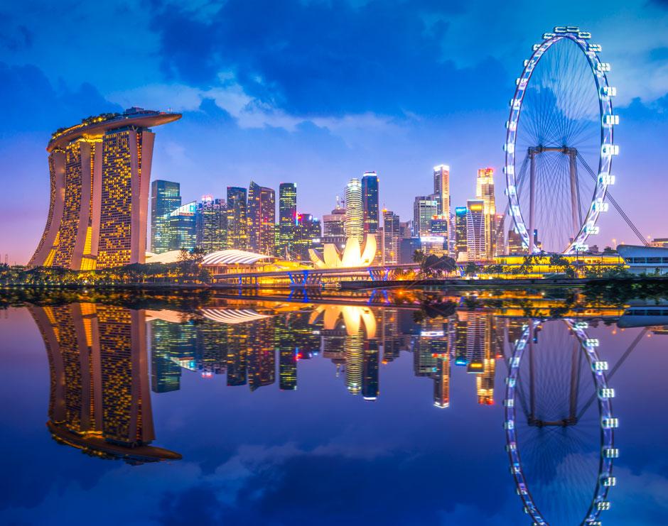 Сингапур, Сингапур самые безопасные города мира