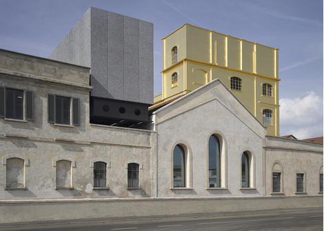 Фонд Prada открывает новую арт-галерею | галерея [1] фото [3]