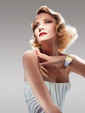 Рената Литвинова в рекламной кампании Rado
