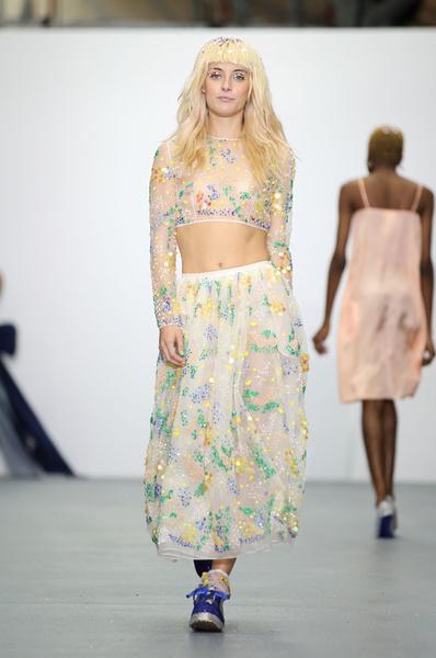Неделя моды в Лондоне: день пятый | галерея [3] фото [6]