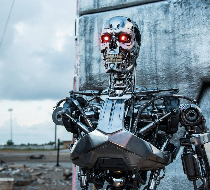 «Терминатор: Генезис» (Terminator Genisys) 4