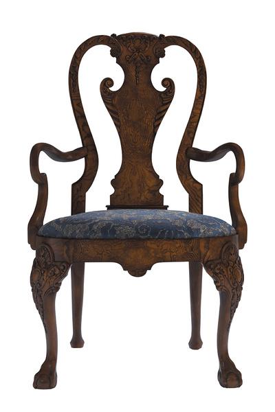 Кресло George I, Baker, шоу-румы BVS Interiors, салоны «Интерьеры Экстра Класса», от 263 939 руб.