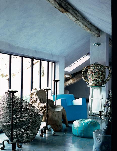 Средиземноморский стиль в интерьере: декор, советы | галерея [1] фото [2]