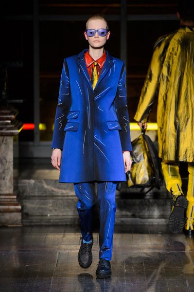 Неделя мужской моды в Лондоне: главные показы | галерея [2] фото [8]