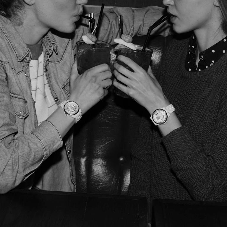 промо-кадры часы chanel j12 – 365