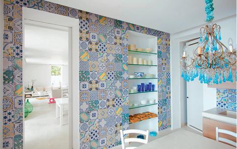 Средиземноморский стиль в интерьере: декор, советы | галерея [2] фото [8]