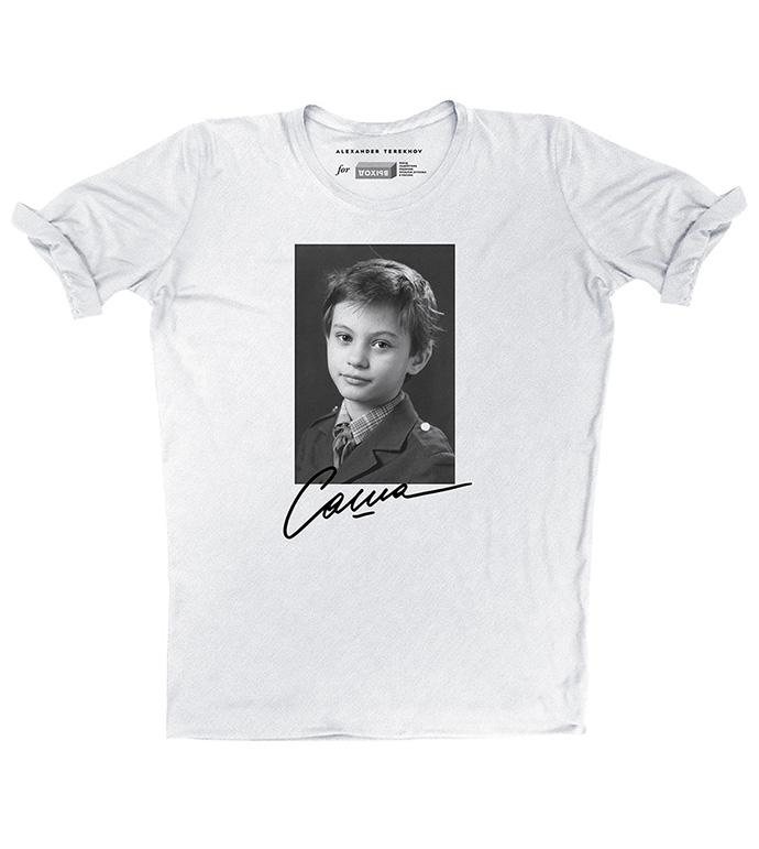 Alexander Terekhov представит лимитированную коллекцию футболок в рамках благотворительного проекта