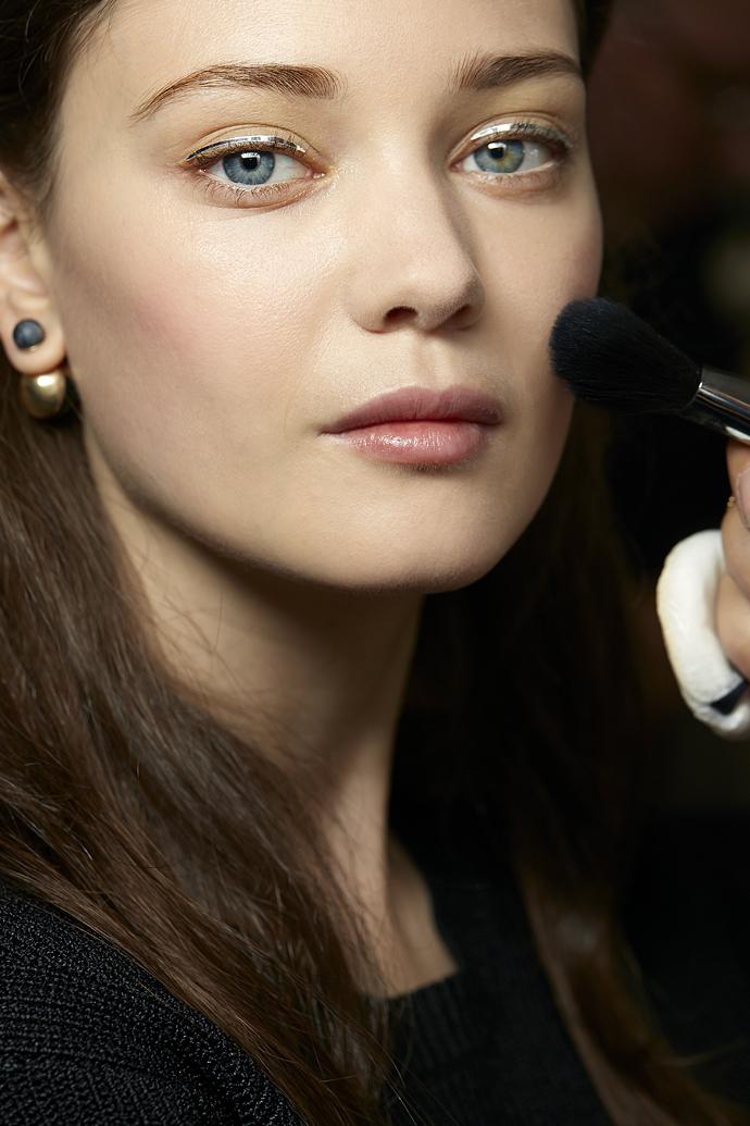 Показ Dior Haute Couture осень-зима 2014-2015