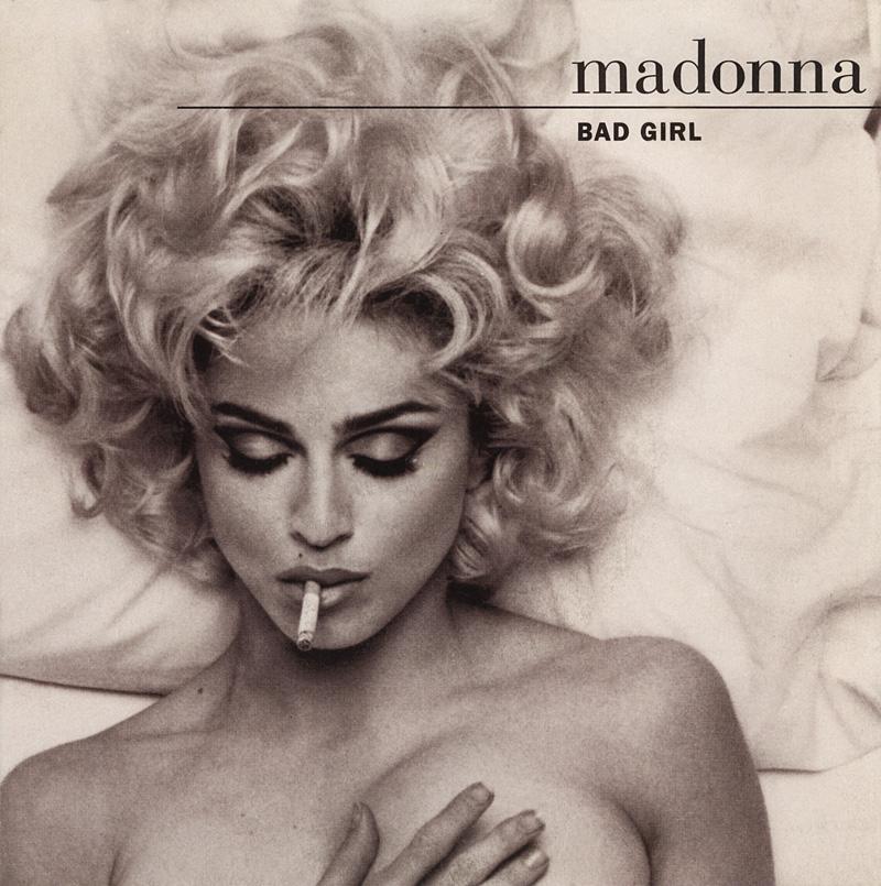 Album cover «Bad Girl», 1993