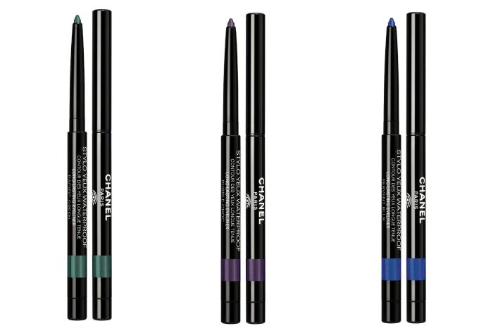 Водостойкий карандаш для глаз Stylo Yeux Waterproof L. A. Sunrise от Chanel