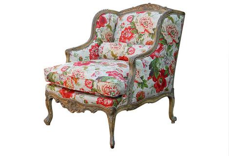 Кресло, Moissonnier.