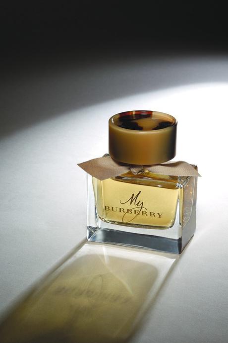 Новый аромат Burberry