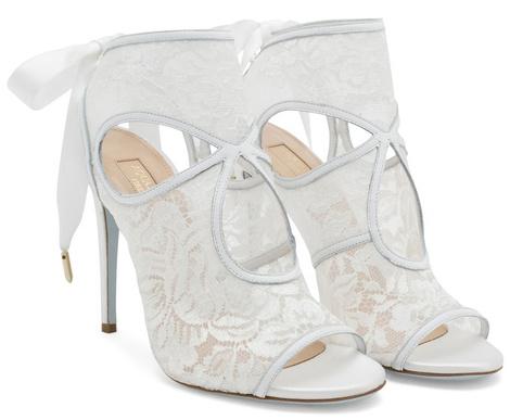 Известные дизайнеры создали свадебные модели обуви | галерея [1] фото [8]